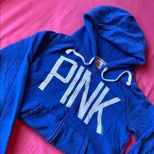 Victoria's Secret Pink: Zip Up Hoodie